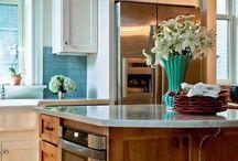 Kitchen! / by Kerry Harris