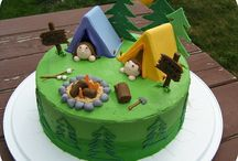 Cakes: Camps And Holidays