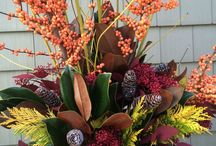 Entrance Decor / Containers / Growing plants in containers to create a beautiful landscape. / by National Garden Clubs, Inc.