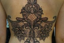 Tattoo lace