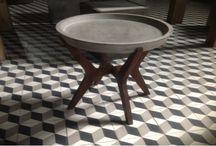 Vintage Cement Tiles / http://www.mstoneandtile.com/design-trends/vintage-cement-tiles/