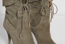 Booties,heels,flats
