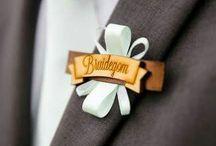Wedding - buttoneer