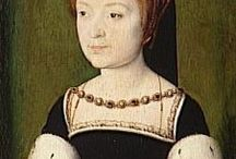 Ermine Fur and Female Portraits