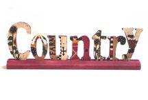 country decor / by Anitalynn Katz