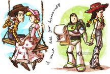 W. Disney - Toy Story - 1995