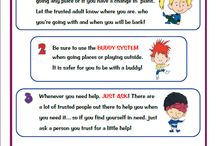 My Rules for Safety! / Learn SafePath's Rules for Safety!