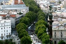 Les Rambles de Barcelona