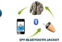 Spy Bluetooth Earpiece in  Barnala