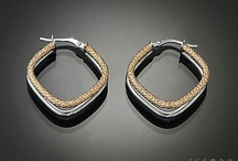 Tesoro Stirling 925 Earring Collection