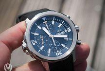 Horloges iwc