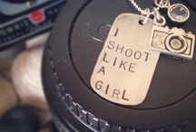 I shoot like a girl ... ♡