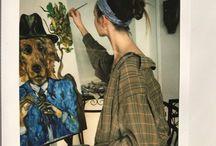 ARTE / Arte, pintura, cuadros e ilustraciones inspiradoras. #arte #inspo
