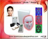 Máscara LED / Máscara de LED para tratamento de Pele