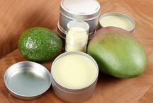 Making natural body products