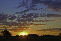 Skys / Sky, sunset