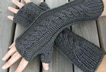 вязанфе вещи