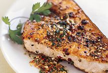 Swordfish / Fresh fish recipes / by Cheri Hemelt