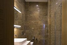 Душевые, ванные комнаты