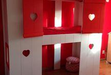 Eigen creaties / Zelf gemaakte meubels ed
