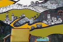 Mural stuff