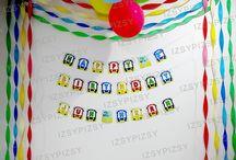 Eli 3rd Birthday Ideas
