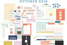 October 2016 This Life Noted kit