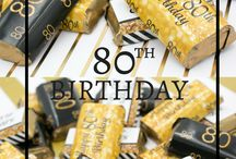 80th bday party