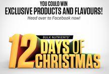 Bulk Nutrients presents: 12 Days of Christmas