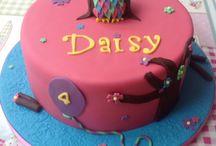 Birthday Cakes - Kids / children's Birthday Cakes that I have made