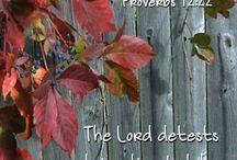 Bible Verses / by Renee Dean