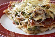 Lasagne vegetarienne