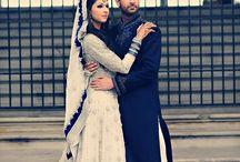 Valima/wedding dresses
