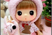Ddung | Dolls / Ddung doll kawaii