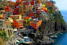 Caio Bella / Places to go, things to see, beds to sleep in in Italy!!! Rome, Cinque Terra, Tuscany, Venice, Amalfi Coast I made it so anyone can pin ideas; would appreciate any thoughts! / by Jayme Ewanichak