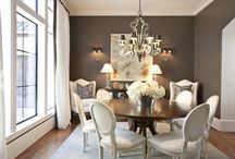 Dining room / by Stephani Crozier