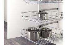 Kjøkken innredning og smarte løsninger