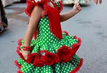 trajes para presentaciones infantiles