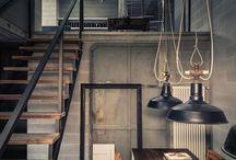 industrial/loft