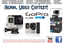 AERIAL VIDEO CONTEST! / Win a GoPro Hero 4 Black Edition Camera!