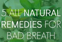 Bad Breath // halitosis remedies / No one likes to talk chronic bad breath, but for those who suffer the effects can be life changing and debilitating. On this board you'll find information to help remedy bad breath and halitosis.