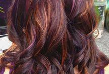 Hair COLOR! / by Crystal Bolog