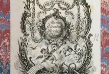 Previous owner bookplates