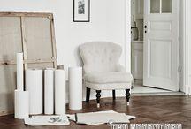 vierkante ruimtes / interieur met vierkante ruimtes, inspiratie, eiken hout, parket, visgraat, duoplanken, massieve vloeren