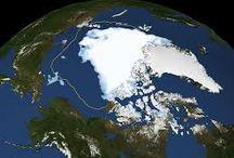 Pole -Kutuplar / North pole, south pole, kuzey kutbu, güney kutbu
