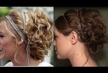 Special Occasion Hair Piece