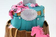 Ayanna cowgirl cake
