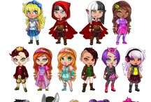 angela ever after high
