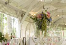 Wesele w plenerze pod Warszawą / Organizacja przyjęć weselnych w plenerze