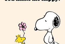 Snoopy, Lucy, Mafalda & Co